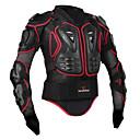 Chaqueta protectora de la motocicleta del motorista del héroe motocrós que compite con la armadura chaqueta protectora engranaje del cuerpo