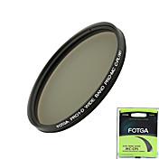 fotga® Pro1-D 58mm filtro de la lente polarizante ultra delgado mc CPL con revestimiento múltiple circular