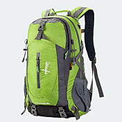 40 L Paquetes de Mochilas de Camping Mochilas para Laptops Ciclismo Mochila Bolsa de Viaje Fundas Para MochilaEscalada Acampada y