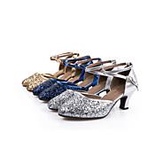 Zapatos de baile ( Azul / Plata / Oro / Multicolor / Otros ) - Danza del vientre / Danza latina / Dance Sneakers / Samba -No