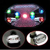 Luces para bicicleta / Linternas y Lámparas de Camping / Luz Trasera para Bicicleta / luces de seguridad LED - CiclismoResistente a