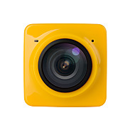 OEM CMOS 360 Degree Cámara acción / Cámara deporte 12MP 4032 x 3024 WIFI / Panorama / Gran Angular 60fps / 30fps 4X 0 1.5 CMOS 32 GB