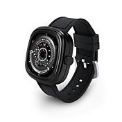 Reloj SmartResistente al Agua Monitor de Pulso Cardiaco Control de Mensajes Control de Cámara Audio Mando a Distancia Música Llamadas con