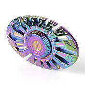 Fidget spinners Hilandero de mano Juguetes Spinner de anillo Metal EDCAlivio del estrés y la ansiedad Juguetes de oficina Por matar el