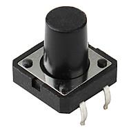 tc-12ef interruptor tato para a eletrônica diy (20 peças por pacote)