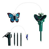 solární létání vlající Monarch Butterfly pro zahradní rostliny