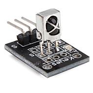 peças eletrônicas para montagem  (para arduino) infravermelho módulo receptor do sensor