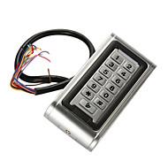 Metall Wasserdicht Accesscontroller (1200 Benutzer, Built-in Proximity Card Reader)