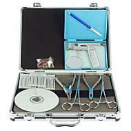Høy kvalitet Professional Body Piercing Kit for Navel Ear Tongue