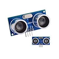 Sensor Ultra-Sônicos HC-SR04 Distância Módulo de medição - Azul + Prata
