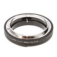 FD-EOS Kamera linssisovitinrengas (musta)