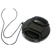 Dengpin® 40.5mm Camera Lens Cap for Olympus EP1 EP2 EPL1 EPL2 with 14-42mm 40.5mm Lens+a Holder Leash Rope