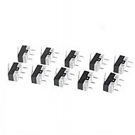 micro interruptor para a eletrônica diy 125V / 1a (10 peças por pacote)