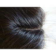 Hiusten pidennys - Aitoa hiusta - Suora Ruskea - Naisten