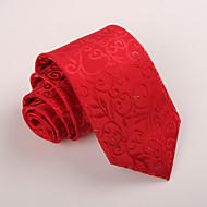עניבות/עניבות פרפר אדום , polyster)