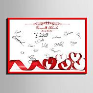 Allekirjoitus kehykset ja levyt - Puutarha-teema - Valkoinen