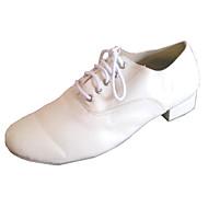 Tanssikengät - Valkoinen - Latinalainen/Moderni/Salsa/Standard Shoes - Aitoa nahkaa