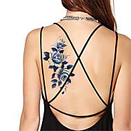 Tatuagens Adesivas Série Florida não tóxica Á Prova d'água Feminino Masculino Adulto Adolescente Tatuagem Adesiva Tatuagens temporárias