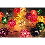 YouOkLight 4 M 20 Dip Led RGB החלפת צבעים 3 W סרטי תאורת LED גמישים AC100-240 V