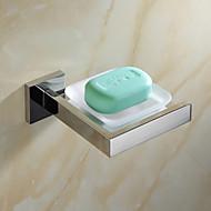 Zestaw akcesoriów łazienkowych Stal nierdzewna Na ścianie 14.8*13.6*5.5cm(5.83*5.35*2.17inch) Stal nierdzewna Współczesny