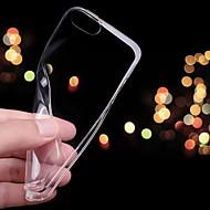 Kompatibilitás iPhone X iPhone 8 iPhone 7 iPhone 7 Plus iPhone 6 iPhone 6 Plus iPhone 5 tok tokok Ultra-vékeny Átlátszó Hátlap Case Tömör