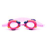 수영 고글 안티 - 안개 방수 실리카 겔 PC 레드 핑크 블루 다크 블루 레드 핑크 블루 다크 블루