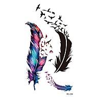 Altele-RC-Acțibilde de Tatuaj-Multicolor-Model-10.5*6cm-Dame / Bărbați / Adult-PVC-Dame / Bărbați / Adult-Waterproof-1pcs