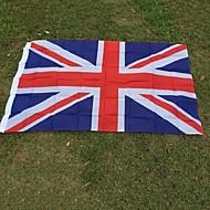 uusi 50 * 190cm Britannia union jack lippu uk england brittiläinen bannerin