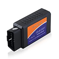 NO/Windows / Android / iOS/ISO9141-2 / ISO 14230-4 (KWP2000)/Mini OBD Scanner/