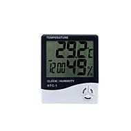 sisä- ja ulkokäyttöön elektroninen lämpötilan ja kosteuden mittari digitaalinen lämpömittari