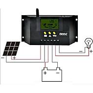 cm3024z 30A 12v / 24v LCD cu ecran cu cristale lichide controler solar