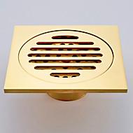 Kylpyhuoneen laitteet / Vihreä / Seinään asennettu /10cm*10cm*5cm(3.9*3.9*1.95inch) /Messinki / Sinkkiseos /Moderni /10CM 10CM 0.3KG