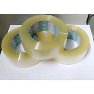 4,4 centímetros * 2,5 centímetros fita de vedação adesiva transparente fita de embalagem