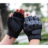 Kort Finger Læder Læder Motorcykler Handsker