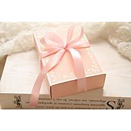 cueca caixa da fita vazia caixa de cueca rosa