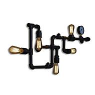 Estilo Mini Lâmpadas de Parede,Rústico/Campestre E26/E27 Metal
