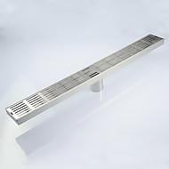 """Afløb / Rustfrit stål / Andet /600x68x70mm(23.6x2.7x2.8"""") /Rustfrit stål /Moderne /600mm(23.6"""") 68mm(2.7"""") 1.1KG"""