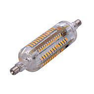 Ywxlight® 6w r7s 78mm led proiector retrofit încastrat 104smd 3014 500-600 lm ac 110-130v