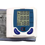 ck ck-101 husstand håndled elektronisk blodtryk overvåge intelligent blodtryk måleinstrument