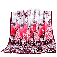 bedtoppings teppe flanell coral fleece queen size 200x230cm utskrifter tykt 310gsm