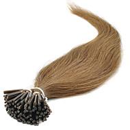 """100strands 16 """"18"""" 20 """"22"""" 24inch kij keratyny tip tip przedłużanie włosów i włosy"""