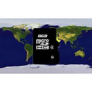 billig 8g micro sd kort (svart)