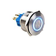 metalen drukknop schakelaar met reset lamp