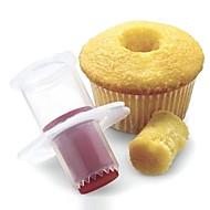Dekorasjonsverktøy For Kake For Småkaker For Terte Plast Høy kvalitet