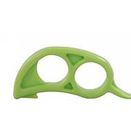 1 db Leválasztó és reszelő For Gyümölcs Műanyag Több funkciós / Jó minőség