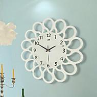 Moderne/Contemporain Bureau / Affaires Amis Famille Ecole/Diplôme Horloge murale,Nouveauté Bois 37*37 Intérieur Horloge