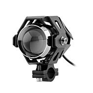 U5 12v a condus lampă cu fascicul de mare reflector lumina farurilor de ceață pentru masina camion cu motociclete de pe buton și buton de