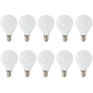 7W E14 E26/E27 LED kulaté žárovky G45 6 SMD 2835 680 lm Teplá bílá Chladná bílá Ozdobné AC 220-240 V 10 ks