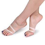 ベリーダンスのdhoes男性の女性の練習ダンスシューズカバーソフト/耐摩耗性の靴を履きます