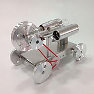 Leketøy til Gutter Oppdagelsesleker skjerm Modell Pedagogisk leke Stirling Machine Maskin
